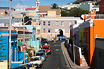 Bo Kaap, Cape Malay district, Cape Town, South Africa