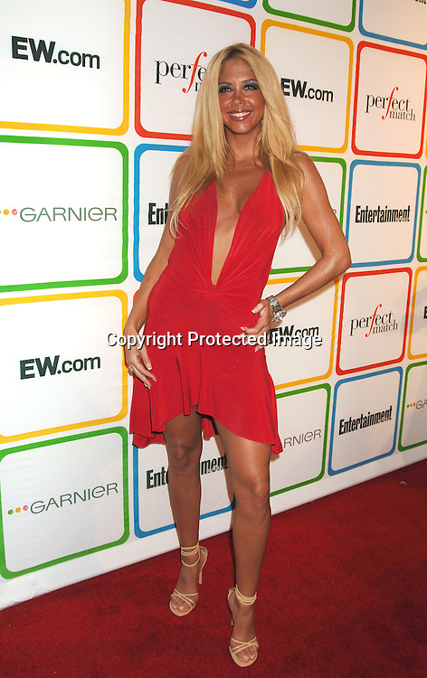 """Samantha Cole..at The Entertainment Weekly's Annual """" Must List"""" Pary ..on June 22, 2006 at Buddha Bar. ..Robin Platzer, Twin Images"""