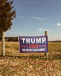 Trump 2020 Signage