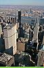 Tishman Speyer Buildings Areal Views: Chrysler Building, 30 Rockeffellar, Hearst Tower, Met Life Building by Tishman Speyer