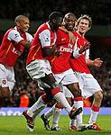 121106 Arsenal v Liverpool
