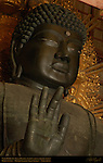 Nara Daibutsu Great Buddha, World's Largest Bronze Statue, Rushana Nyorai, Birushana, Todaiji Eastern Great Temple, Nara, Japan