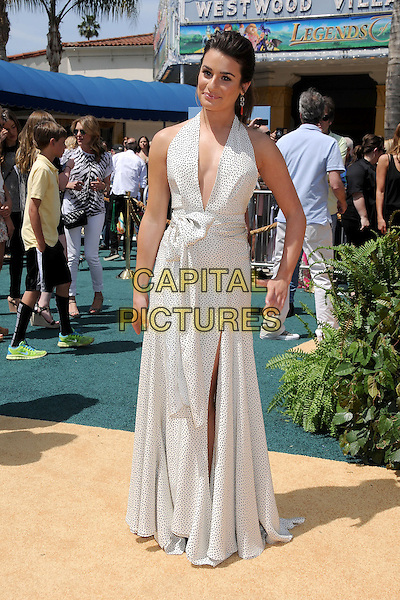 03 May 2014 - Westwood, California - Lea Michele. &quot;Legends of Oz: Dorothy's Return&quot; Los Angeles Premiere held at the Regency Village Theatre.  <br /> CAP/ADM/BP<br /> &copy;Byron Purvis/AdMedia/Capital Pictures