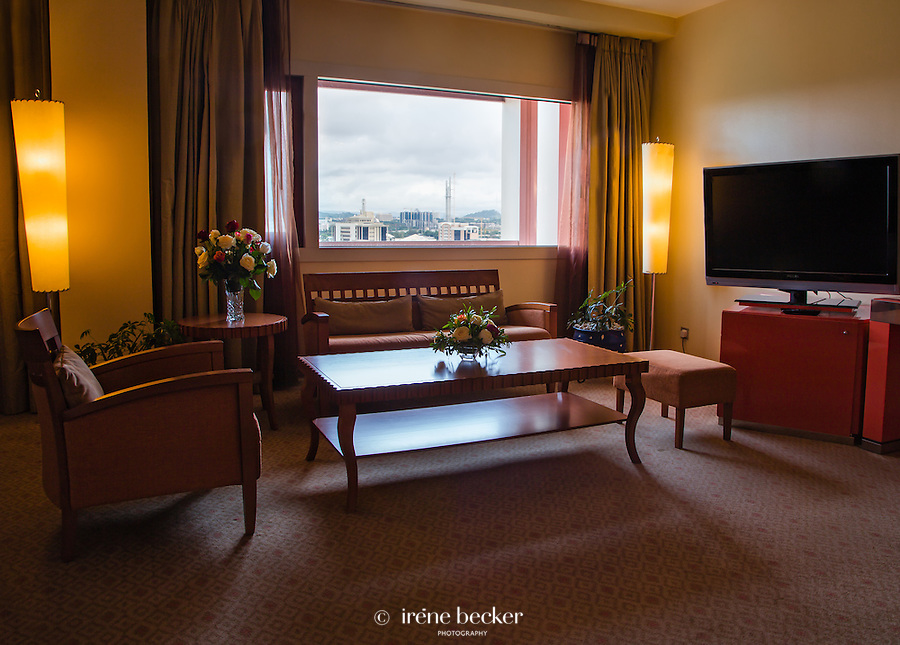 Transcorp Hilton Abuja, Presidential suite
