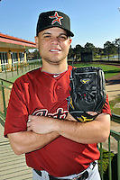Feb 25, 2010; Kissimmee, FL, USA; The Houston Astros pitcher Wandy Rodriguez (51) during photoday at Osceola County Stadium. Mandatory Credit: Tomasso De Rosa / Four Seam Images