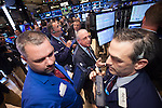 Busy Trading Floor 2015