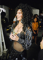 Sep 07, 1989 - Universal City, California, United States - Singer and Actress Cher appears in Universal City, California Sept. 7, 1989..(Credit Image: © Alan Greth)