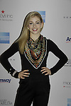 Gracie Gold skated at Olympics in Sochi - Skating with the Stars - a benefit gala for Figure Skating in Harlem in its 17th year is celebrated with many US, World and Olympic Skaters honoring Michelle Kwan and Jeff Treedy on April 7, 2014 at Trump Rink, Central Park, New York City, New York. (Photo by Sue Coflin/Max Photos)