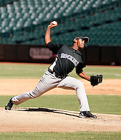 Juan Nicasio - Colorado Rockies, 2009 Instructional League.Photo by:  Bill Mitchell/Four Seam Images..