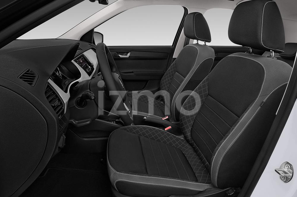 Front seat view of 2018 Skoda Fabia Ambition 5 Door Hatchback Front Seat  car photos