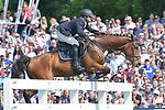 13.05.2018,  Kleinflottbek, GER, Deutsches Spring- und Dressur-Derby, 89. Deutsches Spring-Derby,  im Bild Gerald Nothdurft (GER)  Foto © nordphoto / Witke