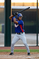 Miguel Velasquez ---  AZL Rangers - 2009 Arizona League.Photo by:  Bill Mitchell/Four Seam Images