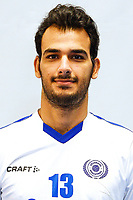 GRONINGEN - Volleybal, selectie Lycurgus 2018-2019, 26-09-2018,  Lycurgus speler Hossein Ghanbari