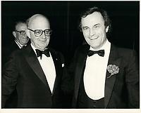 Charles Dutoit (D)<br /> 21 octobre 1983<br /> <br /> <br />  - PHOTO D'ARCHIVE :  Agence Quebec Presse