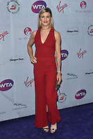 Eugenie Bouchard at WTA pre-Wimbledon Party at The Roof Gardens, Kensington on june 23rd 2016 in London, England.<br /> CAP/PL<br /> &copy;Phil Loftus/Capital Pictures /MediaPunch ***NORTH AND SOUTH AMERICAS ONLY***