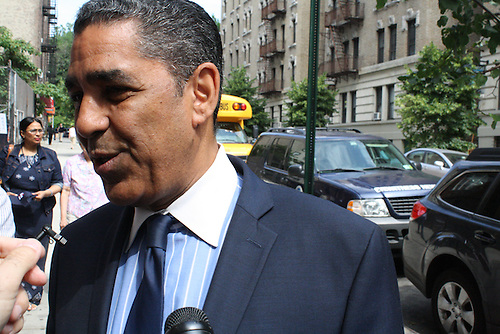 Adriano Espaillat primer dominicano-estadounidense electo al Congreso de EE.UU.
