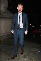 NEW YORK, NY- OCTOBER 11: Domhnall Gleeson at the  Fox Searchlight Pictures screening of Good Bye Christopher Robin at The New York Public Library in New York City on  October 11,  2017. <br /> CAP/MPI/RW<br /> &copy;RW/MPI/Capital Pictures