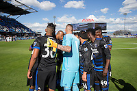 San Jose Earthquakes Team Photography