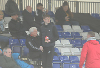 Fleetwood Town fans enjoy the pre-match atmosphere <br /> <br /> Photographer Kevin Barnes/CameraSport<br /> <br /> The EFL Sky Bet League One - Bristol Rovers v Fleetwood Town - Saturday 22nd December 2018 - Memorial Stadium - Bristol<br /> <br /> World Copyright © 2018 CameraSport. All rights reserved. 43 Linden Ave. Countesthorpe. Leicester. England. LE8 5PG - Tel: +44 (0) 116 277 4147 - admin@camerasport.com - www.camerasport.com