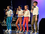 Pick N Mix who took part in the Schoolstars primary auditions in the TLT. Photo:Colin Bell/pressphotos.ie