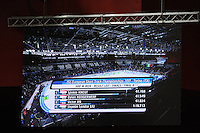 SHORT TRACK: TORINO: 14-01-2017, Palavela, ISU European Short Track Speed Skating Championships, Final A 500m Men, Result List, ©photo Martin de Jong