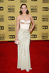 January 15, 2010:  Marion Cotillard arrives at the 15th Annual Critics' Choice Movie Awards held at the Palladium in Los Angeles, California. .Photo by Nina Prommer/Milestone Photo