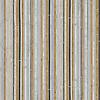 Random Stripes, a hand-cut stone mosaic, in polished Celeste, Calacatta Tia, Botticino, and honed Montevideo.