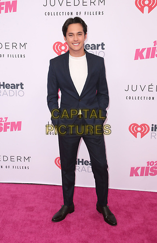CARSON, CA - June 1: Laine Hardy, at 2019 iHeartRadio Wango Tango Presented By The JUVÉDERM® Collection Of Dermal Fillers at Dignity Health Sports Park in Carson, California on June 1, 2019.   <br /> CAP/MPI/SAD<br /> ©SAD/MPI/Capital Pictures