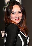 Eden Espinosa  attending the 10th Anniversary Celebration Party for 'Wicked'  at the Edison Ballroom on October 30, 2013  in New York City.