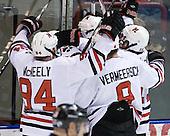 - The Northeastern University Huskies defeated the Boston College Eagles 3-2 on Friday, February 19, 2010, at Matthews Arena in Boston, Massachusetts.