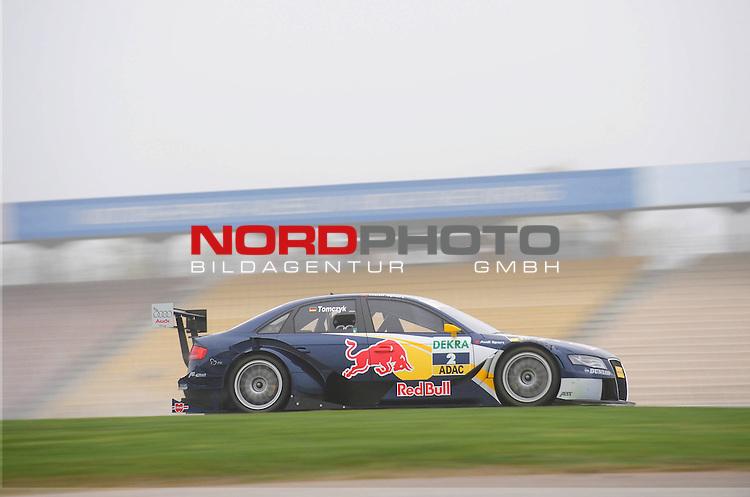 Martin Tomczyk (GER), Audi Sport Team Abt Sportsline, Audi A4 DTM                                                                                                            Foto © nph (nordphoto)