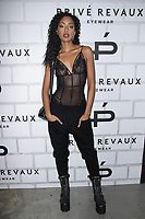 NEW YORK, NY - DECEMBER 4: Oliyanka Noel attends The Launch of PRIVE REVAUX's Flagship on December 4, 2017 in New York City. Credit: Diego Corredor/MediaPunch /NortePhoto.com NORTEPHOTOMEXICO