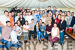 Shane Greensmith, OakView Tralee celebrates his 21st Birthday with family and friends at home on Saturday