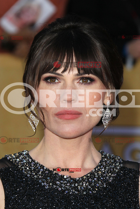 LOS ANGELES, CA - JANUARY 27: Clea DuVall at The 19th Annual Screen Actors Guild Awards at the Los Angeles Shrine Exposition Center in Los Angeles, California. January 27, 2013. Credit: mpi27/MediaPunch Inc. /NortePhoto