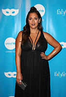 LOS ANGELES, CA - OCTOBER 27: Angelique Cabral, at UNICEF Next Generation Masquerade Ball Los Angeles 2017 At Clifton's Republic in Los Angeles, California on October 27, 2017. Credit: Faye Sadou/MediaPunch /NortePhoto.com