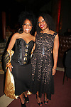Rhonda Ross - Fashion designer Tracy Reese support Hearts of Gold All That Glitters Ball celebrating 23 years of support to New York City's homeless mothers and their children on November 1, 2017 at Capitale, New York City, New York.  (Photo by Sue Coflin/Max Photo)