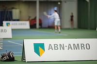 Rotterdam, Netherlands, Januari 24, 2016,  ABNAMROWTT Supermatch, <br /> Photo: Tennisimages/Henk Koster