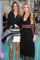 Donna Air at the V&amp;A Summer Party at the Victoria and Albert Museum, London.<br /> June 22, 2016  London, UK<br /> Picture: Steve Vas / Featureflash