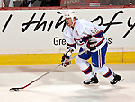 9 December 2006: Montreal Canadiens defenseman Craig Rivet (52) in action against the Buffalo Sabres at the Bell Centre in Montreal, Canada. The Sabres defeated the Canadiens 3-2 in a shootout, taking their third contest in the month of December. Mandatory Photo credit: Ed Wolfstein Photo<br />  *** Editorial Sales through Icon Sports Media *** www.iconsportsmedia.com