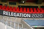 Relegation 2020<br /> <br /> Deutschland, Heidenheim, 06.07.2020, Fussball, Bundesliga, Saison 2019/2020, Relegation, 1. FC Heidenheim - SV Werder Bremen :nphgm001: 06.07.2020<br /> <br /> DFL/DFB REGULATIONS PROHIBIT ANY USE OF PHOTOGRAPHS AS IMAGE AND/OR QUASI-VIDEO<br /> <br /> Foto: Pressefoto Rudel/Robin Rudel/Pool/gumzmedia/nordphoto