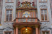 Europe/Allemagne/Bade-Würrtemberg/Forêt Noire/Ettlingen: Le Château