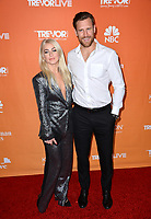 Julianne Hough &amp; Brooks Laich at the 2017 TrevorLIVE LA Gala at the beverly Hilton Hotel, Beverly Hills, USA 03 Dec. 2017<br /> Picture: Paul Smith/Featureflash/SilverHub 0208 004 5359 sales@silverhubmedia.com