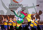 26/07/2014 - Ussain Bolt - Commonwealth Games Glasgow 2014 - SECC - Glasgow - UK