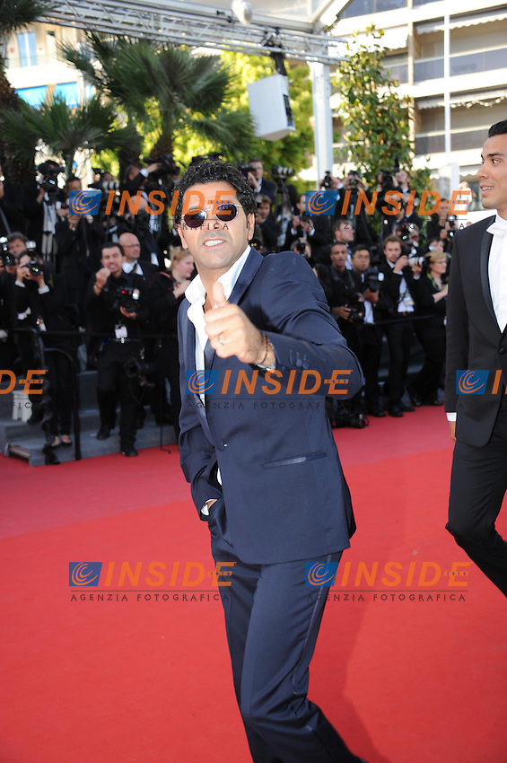 jamel Debbouze .Cannes 21/5/2013 .66mo Festival del Cinema di Cannes 2013 .Foto Panoramic / Insidefoto .ITALY ONLY