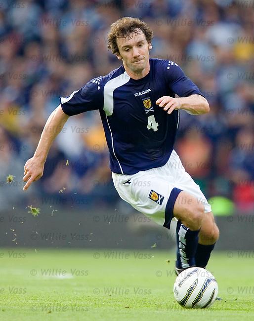Christian Dailly, Scotland.stock season 2005-2006.pic willie vass