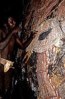 Aboriginal Rockart