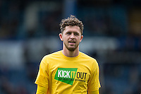 Danny Rowe of Wycombe Wanderers during the Sky Bet League 2 match between Portsmouth and Wycombe Wanderers at Fratton Park, Portsmouth, England on 23 April 2016. Photo by Andy Rowland.