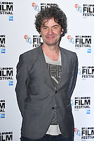 "director, Mark Cousins<br /> at the London Film Festival 2016 premiere of ""Stockholm My Love"" at the Odeon Leicester Square, London.<br /> <br /> <br /> ©Ash Knotek  D3175  11/10/2016"