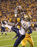Pitt Panthers @ West Virginia Mountaineers 12-01-07