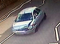 2016 07 14 Occupants of car that failed to stop in Gilwern wanted by police, Wales, UK